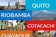 Ecuador  / Visita Quito - Guayaquil - Riobamba - Islas Galápagos - Cotacachi y más...