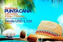 Punta Cana / Vacaciones en Punta Cana en Semana Santa con tiquetes aéreos desde Medellín, Relájate y Renuévate!