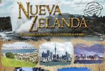 Nueva Zelanda / Nueva Zelanda... Vive la experiencia Hobbit!