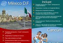 México y Cancún / México el destino que todos queremos conocer… ¿y tú? Ingresa para más información http://www.terranovaviajes.com/index.php?option=com_content&view=article&id=173%3Amexico-cancun&catid=7%3Apaquetes-turisticos&Itemid=20