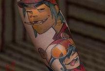 Tatuaże / Tattoo