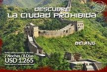 China / Descubre la Ciudad Prohibida... Ingresa a http://www.terranovaviajes.com/index.php?option=com_content&view=article&id=175&catid=7:paquetes-turisticos&Itemid=20