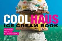 Coolhaus / A cool board for our cool book #CoolhausIceCreamBook / by Houghton Mifflin Harcourt Cookbooks