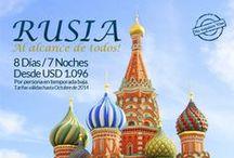 Rusia / Rusia, al alcance de todos!! más información http://www.terranovaviajes.com/index.php?option=com_content&view=article&id=177&catid=7:paquetes-turisticos&Itemid=20