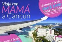 Cancun / Descansa y disfruta de CANCÚN, todo incluido!!! Más información http://goo.gl/Ez8ku0