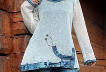 Costura - Transformar ropa y complementos