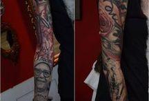 Tattoos by Valerian