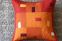 Patchwork - Cojines / Cojines y almohadas hechos en Patchwork
