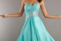 Evening dresses / Sukienki wieczorowe / inspirations / inspiracje