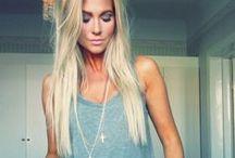 Hair - Style - Straight