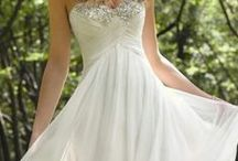 Wedding - Dress - Minimalistic