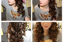 Hair - Tutorial - Curls