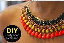 Diy - Jewelry - Necklace