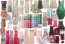 Fashion - Summer Color Palette