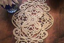 Diy - Romanian Point Lace