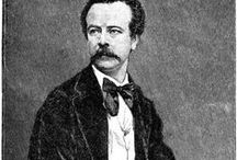 CHARLES FREDERICK WORTH / Designer haute couture (13 October 1825 – 10 March 1895)