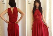 Versatile - Infinity Dress