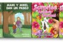 Great Gifts for Children! / Children's Picture books in English and Spanish available at www.authorannmorris and Amazon!
