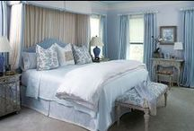 Dreamy Bedrooms / Classic, Luxurious bedrooms designed by Sandra Morgan, ASID, of Sandra Morgan Interiors. www.sandramorganinteriors.com