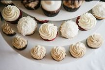 Delicately Sweet Confections / Our custom cakes, dessert tables and sweet treats