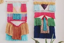 Diy - Crafts - Weaving