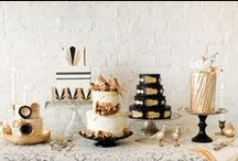 Cakes We Love / The prettiest cake board in all the land.
