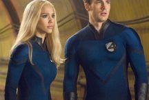 Favorite superheroes