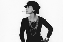 Fashion Archives : Coco Chanel / Portrait & fashion / by TheArchivist