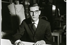 Fashion Archives : Yves Saint Laurent / Yves Saint Laurent : All creations  from Dior in 1957 to  retirement in  2002 / by TheArchivist
