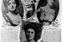 Genealogy Research - newspapers / by Anita Brown Bennett