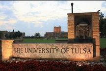 Campus Photos / by The University of Tulsa
