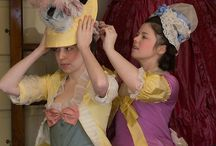 Costumers and Reproduction costumes / Inspiring costumer or reproduction garments