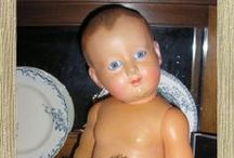 Vintage french dolls - Peticollin