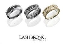 Lashbrook Designs / Designed to inspire. Crafted with precision. Worn with distinction. / by Baxter's Fine Jewelry