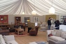 Royal Norfolk Show #TBT / Did you see us at the Royal Norfolk Show?  In June 2014 we attended our very first Royal Norfolk Show, and what a show it was! At The Show... The Royal Norfolk show gave us a great platform to showcase our new collections of furniture and home accessories. Thank you to everyone who came to see us at our stand and who took part in our Facebook competition to win a Fama Snuggle Chair.
