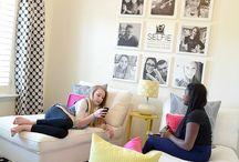 Girls bedroom ideas / Girls bedroom