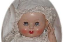 Vintage English dolls