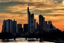 ... the amazing Frankfurt, Germany!! ;) ...