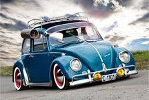 Classic VW / by Wade Shepherd