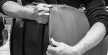 Craftsmanship / Welcome in the workshop! Ever since the company was founded in 1947 great craftsmanship has been a point of honour at Bent Hansen.