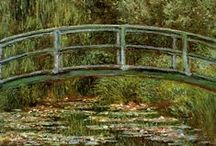 Art - Monet / Claude Monet (French Impressionist, 1840-1926) - Art