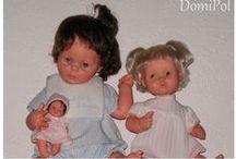 Vintage Italie dolls