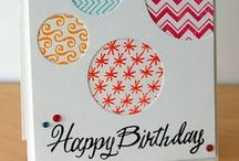 ♡ KARTEN ~ Geburtstag