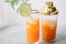Juice Cocktail Ideas