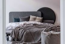 Bedroom Inspiration / In need of bed room inspiration? Please, take a look at our assortment.