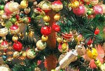Christmas trees and decorations / Great Christmas tree decorating tips. All about Christmas