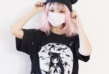 Different styles / Asian styles and other cool,cute,kawaii styles