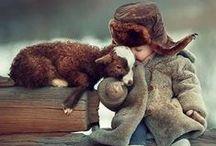 Cuties - animals, people