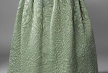 Quilted Petticoats