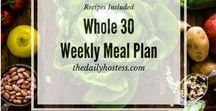 Recipes | Whole 30 / Great Whole 30 meal ideas, no carb recipes, no sugar recipes, grain free recipes, dairy free recipes, whole 30 recipes, Whole 30 meal plans, Whole 30 resources.
